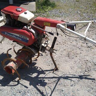 耕運機 ロビン パワーローター PR600 初爆確認済み …