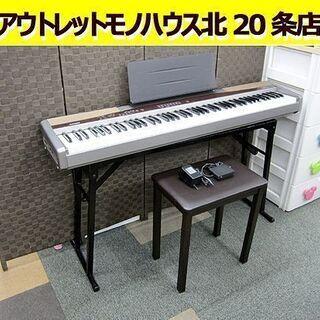 カシオ☆電子ピアノ PRIVIA/プリヴィア PX-100 88...