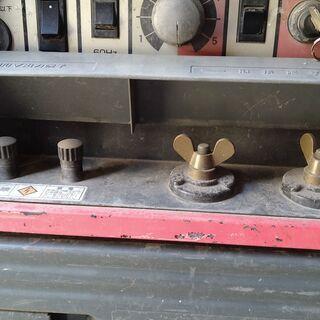 決まりました!shindaiwa 新ダイワ EGW151MS 発電機 ウェルダー 溶接機 発電定格電流25A 実働 山形発 自社陸送あり - 家電