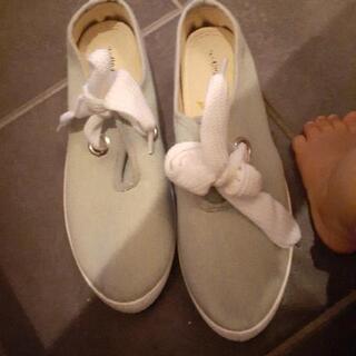 値下げ 新品タグ付き L 靴