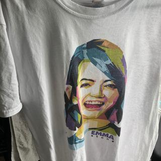 海外から購入したTシャツ