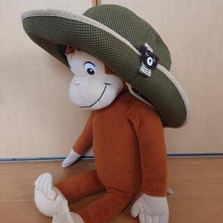 ダブルB☆メッシュ帽子☆夏用帽子☆小さめ?54cm