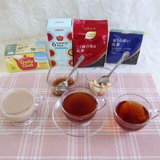 紅茶で夏を楽しもう!~知って味わう紅茶セミナー~