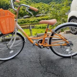★商談中です★ 子供用自転車(女の子用22)