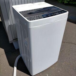 ハイアール 全自動電気洗濯機 JW-C55D 2020年製…