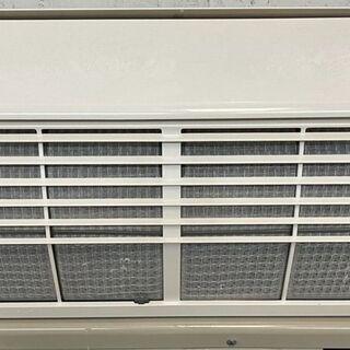 【早割!!】6~9畳用エアコン・1年保証・2018年製・取付工事込み!!【№28】 - 家電