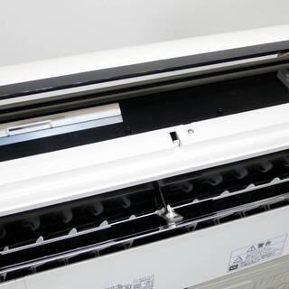 【早割!!】6~9畳用エアコン・1年保証・2015年製・取付工事込み!!【№29】 - 家電