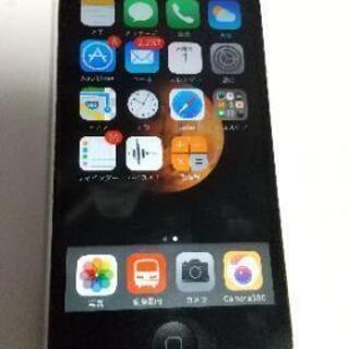 【ネット決済・配送可】iPhone5c ホワイト