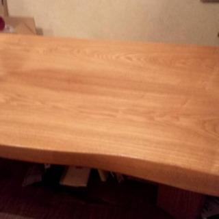 【お引き取りのみ】木製テーブル  10,000円の画像