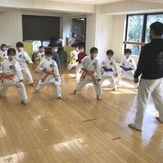 #板橋区 子供 #空手教室 お子様に伝統空手を習わせませんか?《...