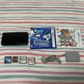 3DS、ソフト類セット