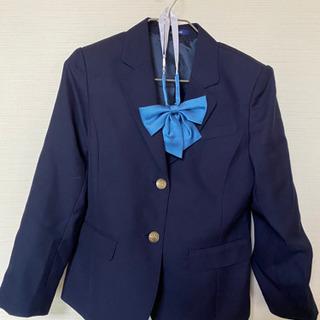 女児150ジャケット・リボン付き