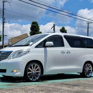 【総額98万円】車輛鑑定済 トヨタ アルファード 350G Lパ...