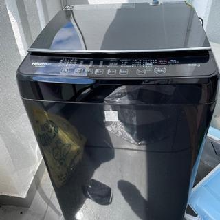【ネット決済】海外製洗濯機
