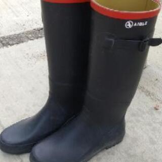 AIGLE size 37 長靴 細め 23.5~24cmくらい
