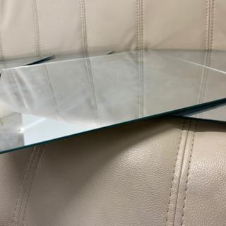 35cm角 6枚 ただの鏡です! ミラープレート 🌈 しげん屋 − 愛知県