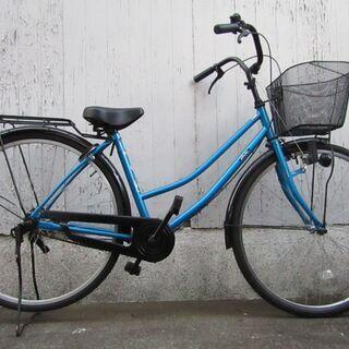 アサヒ affiche 27インチ 変速無し 普通の自転車