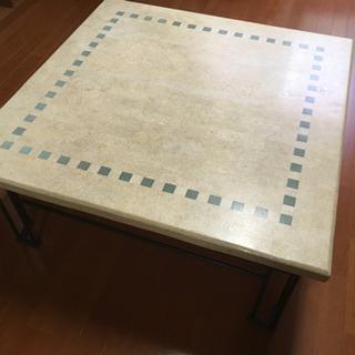 石製テーブル