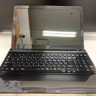 【ネット決済・配送可】NEC(PC-LS150LS6B) 15....