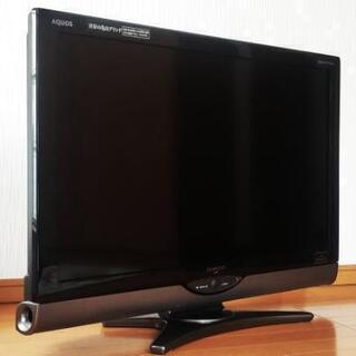 シャープ液晶テレビ32インチ(亀山モデル)LC-32SC1…