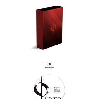 ONEUS CD LIVED