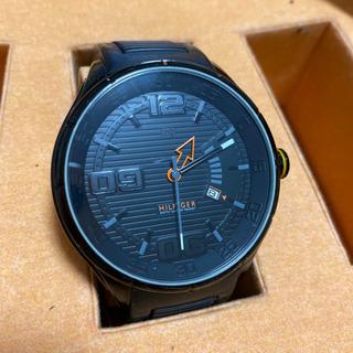 電池交換済み!Tommy HILFIGER トミー 腕時計