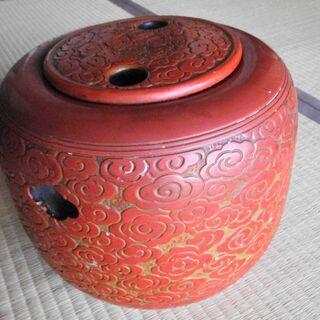 a 火鉢 アンティーク