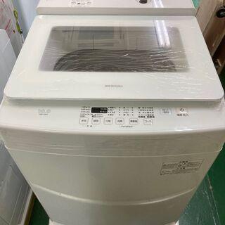 【ネット決済・配送可】★未使用品★アイリスオーヤマ 洗濯機 10...