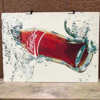 コカコーラ 非売品 プレート