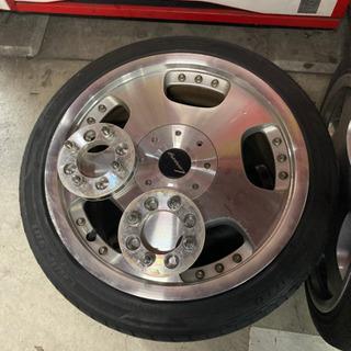 bb ncp タイヤ、ホイール