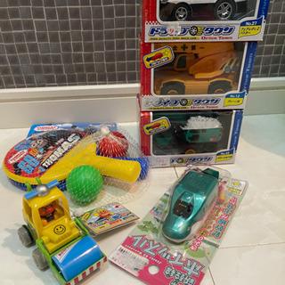 値下げ!おもちゃ色々 マルカ ドライブタウン ミニカー 新…