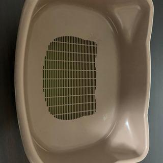 猫用トイレ(中)、猫用品、デオトイレ