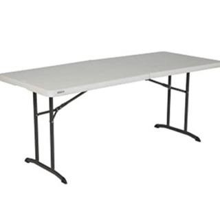 【ネット決済】LIFETIME 折りたたみテーブル