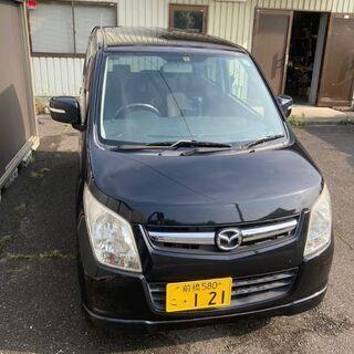 【ネット決済】AZワゴン 黒 機関良好 代車使用車のため格安提供...
