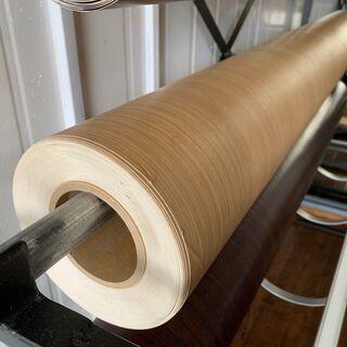 ドア・家具等リメイク化粧シート薄い木目(1)