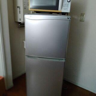 【無料急募】洗濯機・冷蔵庫・レンジの3点セット差し上げます 取引中