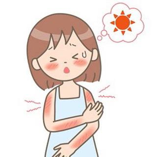 日焼け対策🗣
