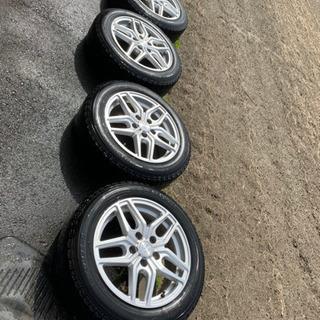 アルミホイール スタッドレスタイヤ 4本セット 195/60R16