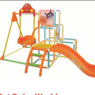 アンパンマン 室内遊具