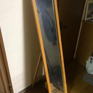 立ち鏡 ニトリ 140cmくらい?