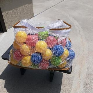 【USED】ボールプールのボール