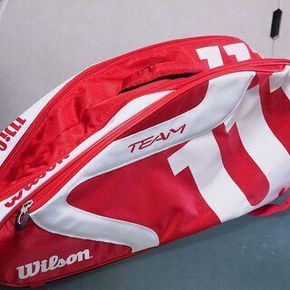 Wilson (ウィルソン) バドミントン・テニス ラケットバッ...