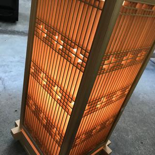 インテリア 旅館 和風 電気 照明
