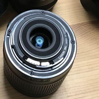 Canon ズームレンズ EF-S 18-55mm 1:3.5-...