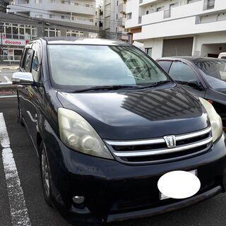 車検長い1年6ヶ月付き トヨタ アイシス、平成19年式