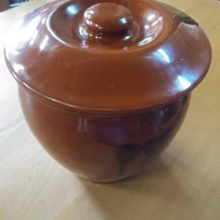 梅干し 漬けもの 壺