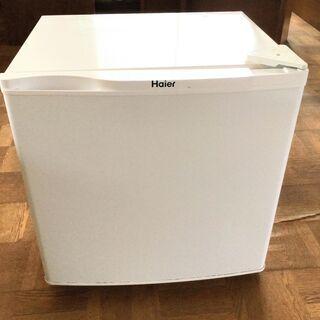Haier ハイアール JR-N40G 1ドア冷蔵庫 ホワイト ...