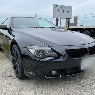 【値下げ可能】BMW 6シリーズ 645CI サンルーフ 車検た...