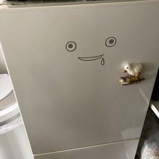 【ネット決済】無印良品の冷蔵庫(2ドア)