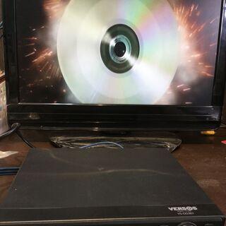 VERSOS DVDプレーヤー VS-DD301 AVケーブルタ...